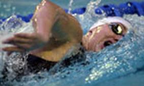 Dorset Olympian Karen Legg